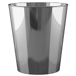NuSteel Madison 18/8 Stainless 7 Qt. Wastebasket 2 Per Case Price Per Each