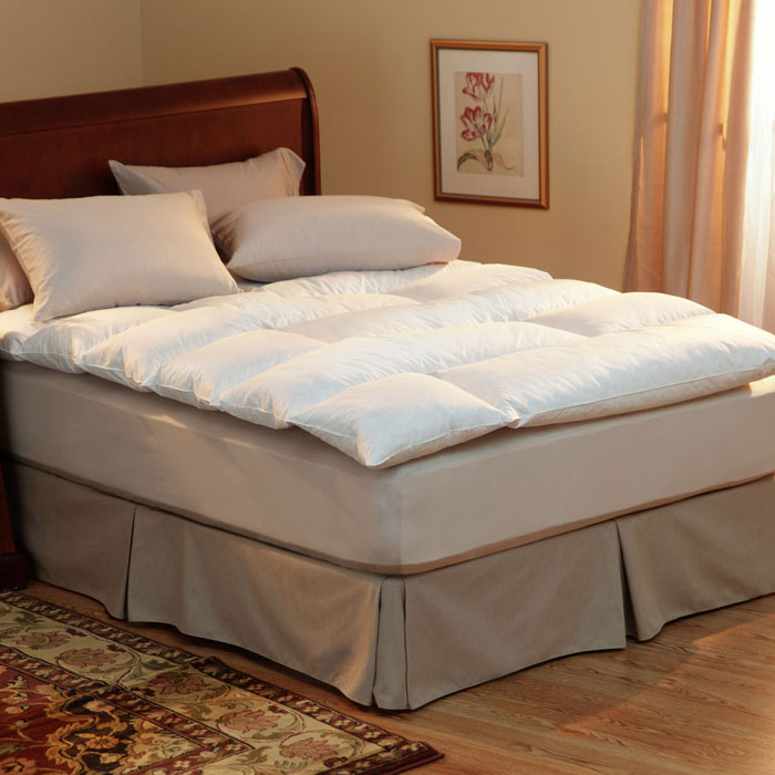Pacific Coast Boutique Feather Bed Queen 60x80