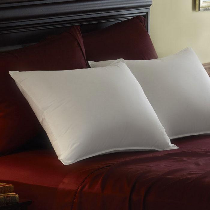 pacific coast down pillow standard 20x26 15 oz fill 12 per case price per each. Black Bedroom Furniture Sets. Home Design Ideas