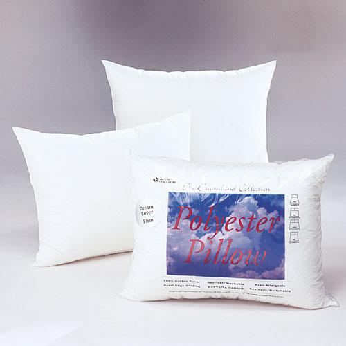 Phoenix Down Dream Lover Polyester Firm Pillow Queen 20x30 28Oz  Fill 8 Per  Case Price Per Each