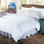 Phoenix Down Harvard Square Pillow Sham Standard 21x27 White or Bone 12 Per Case Price Per Each