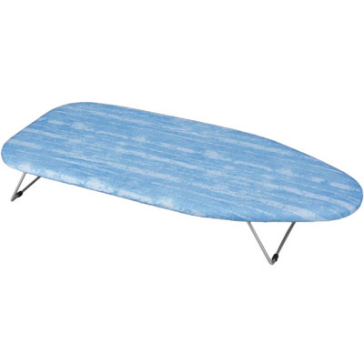 Home U003e Ironing Boards U0026 Covers U003e Pressto Valet Dorm/ Table Top Ironing Board  30x12.5 Blue 6 Per Case Price Per Each