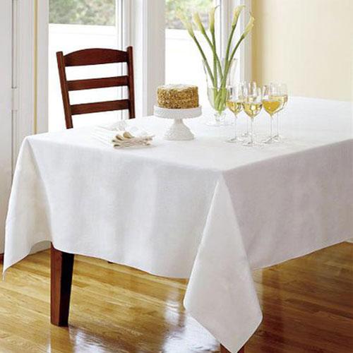 Riegel Permalux Cotton Blend Square Tablecloth 64x64 1 Dz