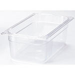 Rubbermaid Commercial 117PCLE Cold Food Pan 1/3 Size 4 Qt. Capacity 4