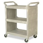 Rubbermaid Commercial 335588PLA Utility Cart w/ 4