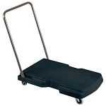 Rubbermaid Commercial 440000 Triple® Trolley Utility Duty w/ Straight Handle & 3