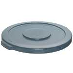 Rubbermaid Commercial 2609GRA Brute® Lid For 2610 BRUTE® Container Gray