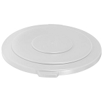 Rubbermaid Commercial 2631WHI Brute® Lid For 2632 BRUTE® Containers White