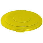 Rubbermaid Commercial 2631YEL Brute® Lid For 2632 BRUTE® Containers Yellow