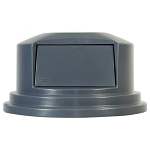 Rubbermaid Commercial 265788GY Brute® Dome Top Lid For 2655 Container Gray