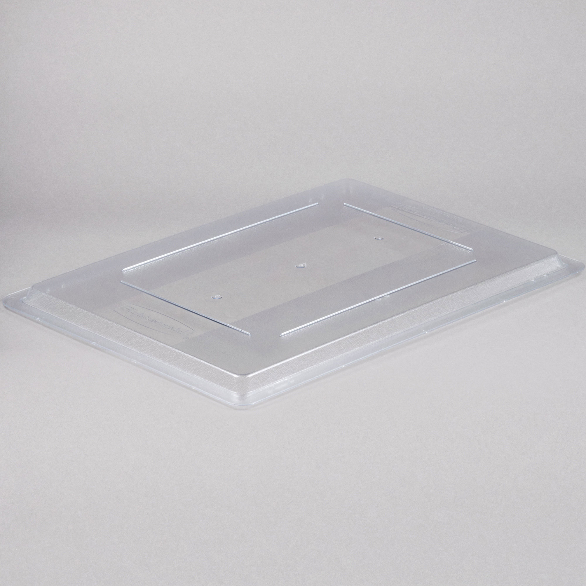 Rubbermaid Commercial 3302 CLE Food Boxes Lid For 3300 3301 3306 3308