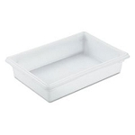 Rubbermaid Commercial 3508WHI Food Boxes 8-1/2 Gallon 6