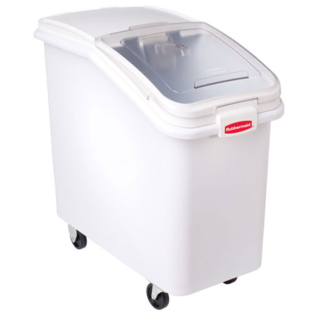 Rubbermaid  mercial 3602 88 WHI Prosave Ingredient Bins W 32 Oz Scooper 3 12 Cubic Ft Capacity 6 Per Case Price Per Each p 2975 together with Conair BE119WH 85 LED Lighted Vanity Mirror 1X 5X Magnification Satin Nickel 4 Per Case Price Per Each p 25839 besides Ganesh Hotel Thermal Closed Weave Blanket Twin 66x90 100 Cotton White 50 Per Case Price Per Each p 17852 as well 321960926713 furthermore Covington Recycling And Waste  bo p 856. on decorative trash receptacles