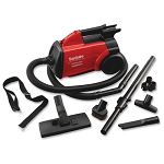 Sanitaire SC3683B Commercial Canister Vacuum 9 Amps Disposable Dust Bag System 20' Cord