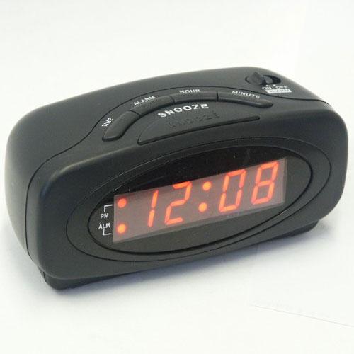 Sonnet T 1936b 0 6 Quot Led Alarm Clock W Battery Back Up Ul