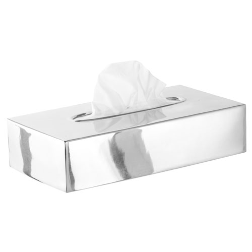 Steeltek 174 Basic Rectangular Tissue Box Cover 12 Per Case