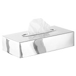 Steeltek® Basic Rectangular Tissue Box Cover 12 Per Case Price Per Each