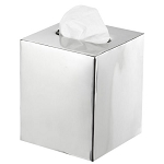 Steeltek® Basic Boutique Tissue Box Cover 12 Per Case Price Per Each