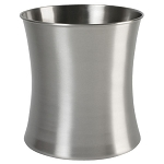 Steeltek® Premier 11 Qt. Wastebasket 6 Per Case Price Per Each