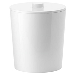Steeltek® Spa White Barware 2 Qt. Ice Bucket 6 Per Case Price Per Each