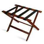 Styles Solid Hardwood Luggage Rack Cherry 3 Per Case Price Per Case
