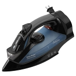 Sunbeam® 4275 GreenSense™ SteamMaster® Full Size Professional Iron w/ Retractable Cord & ClearView™ Black 4 Per Case Price Per Each