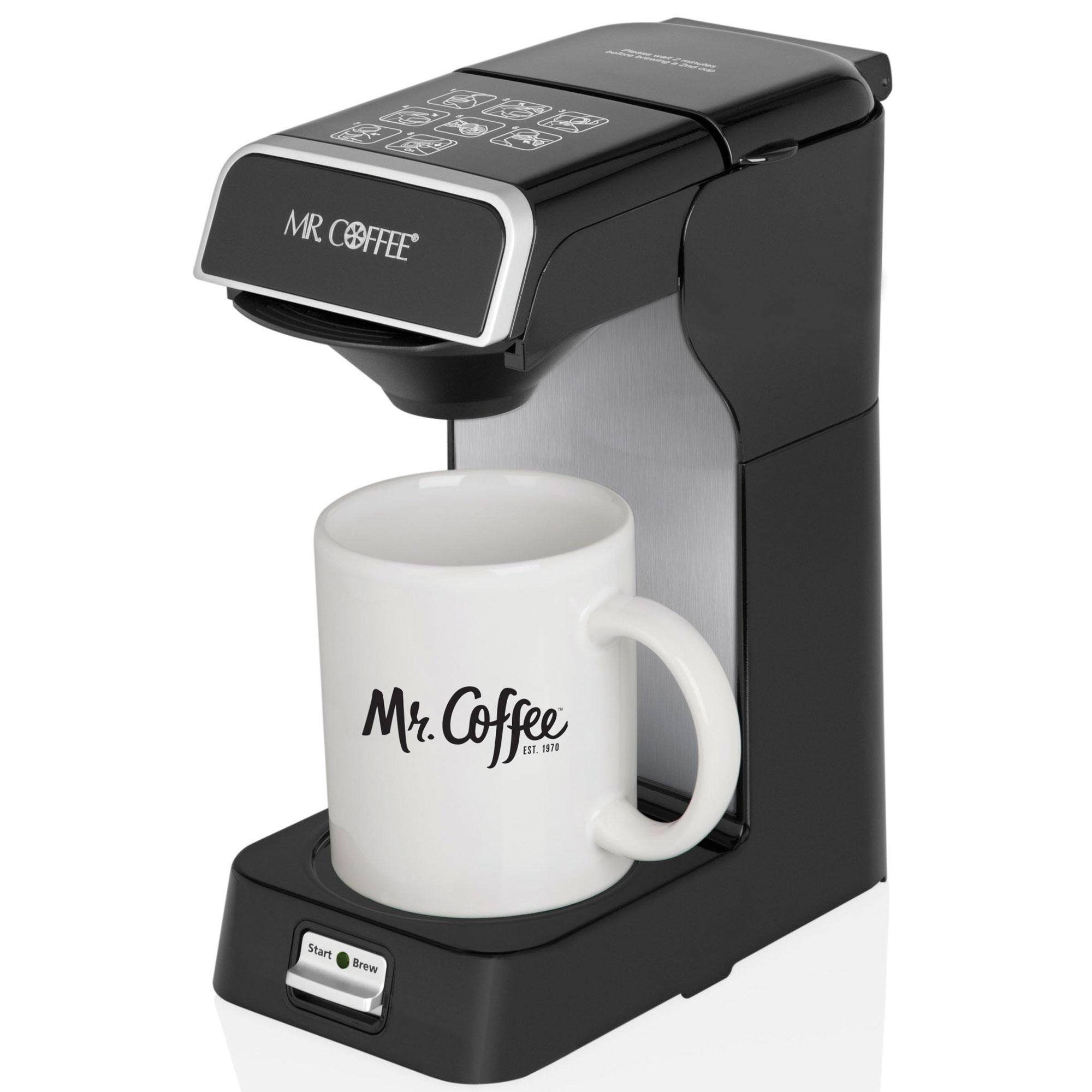 Sunbeam Cm2004005 Mr Coffee Single Serve 1 Cup Coffee