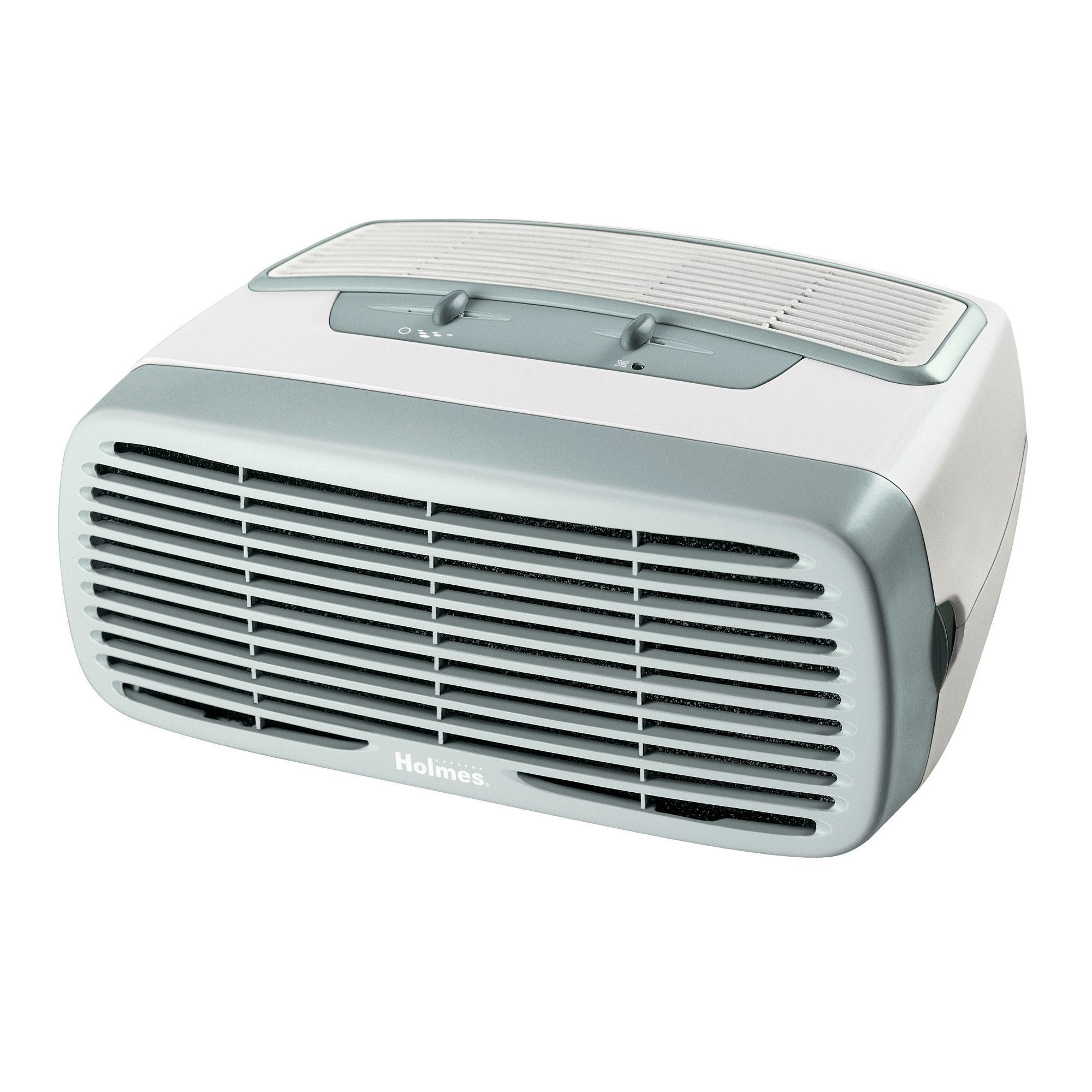 sunbeam® hap242-nuc-1 holmes® desktop air purifier w/ hepa-type ...