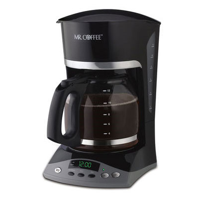 Sunbeam Coffee Maker Auto Shut Off : Sunbeam SKX23-RB Mr. Coffee 12 Cup Coffee Maker Pause n Serve Black 2 Per Case Price Per Each