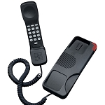Teledex Opal Series Trimline 1 MWL Analog Single Line Phone Black or Ash 20 Per Case Price Per Each