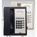 Telematrix 3300 Series 3300MW5 Analog Single Line Phone w/ 5 Guest Service Keys & One Touch Message Retrieval Black or Ash 10 Per Case Price Per Each
