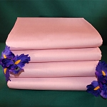 Thomaston Mills T-180 Pillowcase Standard 42x36 50% Cotton 50% Polyester Rose 6 Dz Per Case Price Per Dz