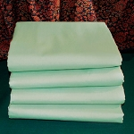 Thomaston Mills T-180 Pillowcase Standard 42x36 50% Cotton 50% Polyester Seafoam 6 Dz Per Case Price Per Dz
