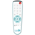 The Original Clean Universal TV Only Remote Control 12 Per Case Price Per Each
