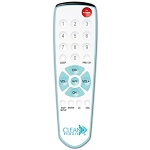 Cable Box Clean Universal Remote Compatible w/ Comcast & Other Cable Boxes 12 Per Case Price Per Each