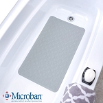 Safety Rubber Bath Mats with Microban