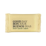Good Day Amenity Bar Soap Pleasant Scent 0.75 Oz. 1000 Per Case