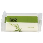 Pure & Natural Body Soap 1.5 Oz. Fresh Scent 500 Per Case