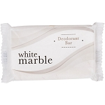 White Marble Dial Deodorant Bar Soap 1.5 Oz. 500 Per Case
