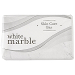 White Marble Tone Skin Care Bar Soap 1.5 Oz. 500 Per Case