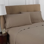 Martex Colors T-200 Pillowcase Standard 44x36 60% Cotton 40% Polyester Khaki 4 Dz Per Case Price Per Dz