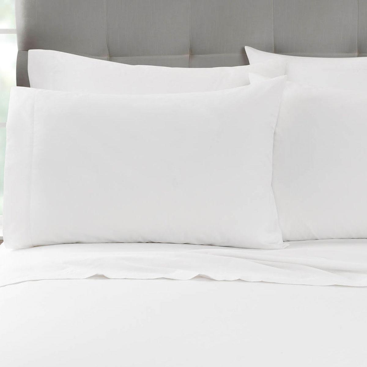 martex millennium t 250 pillow sham queen 20x30 60 cotton 40