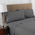 Martex Colors T-200 Pillowcase Standard 44x36 60% Cotton 40% Polyester Gray 4 Dz Per Case Price Per Dz