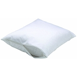 AHS Ultra Touch Zippered Pillow Protector Standard 20x26 Polyester Microfiber 24 Per Case Price Per Each