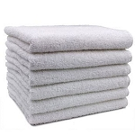 Martex Sovereign Dobby Pool Towels 35x66 20.6Lbs/Dz White 1 Dz Per Case Price Per Dz