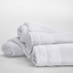 Martex Classic Dobby Pool Towels 35x70 20.6Lbs/Dz White 2 Dz Per Case Price Per Dz