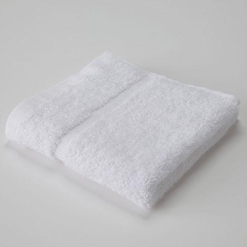 Martex Sovereign Hemmed Dobby Border Washcloths 12x12 1lb