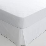 Martex Chatham Tough One Fitted Mattress Pad Twin 39x75 6 Per Case Price Per Each