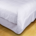 Martex EcoPure Blankets Twin 66x90 White 4 Per Case Price Per Each