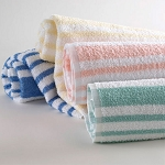Martex Tropical Stripe Pool Towels 30x70 15Lbs/Dz 3 Dz Per Case Price Per Dz